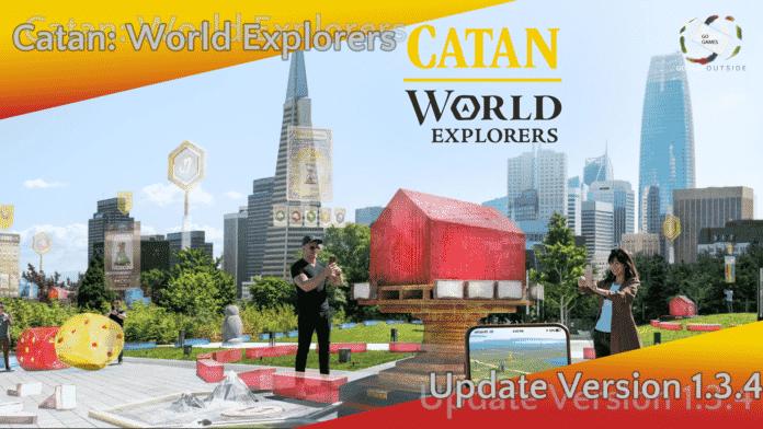 Catan: World Explorers - Update 1.3.4