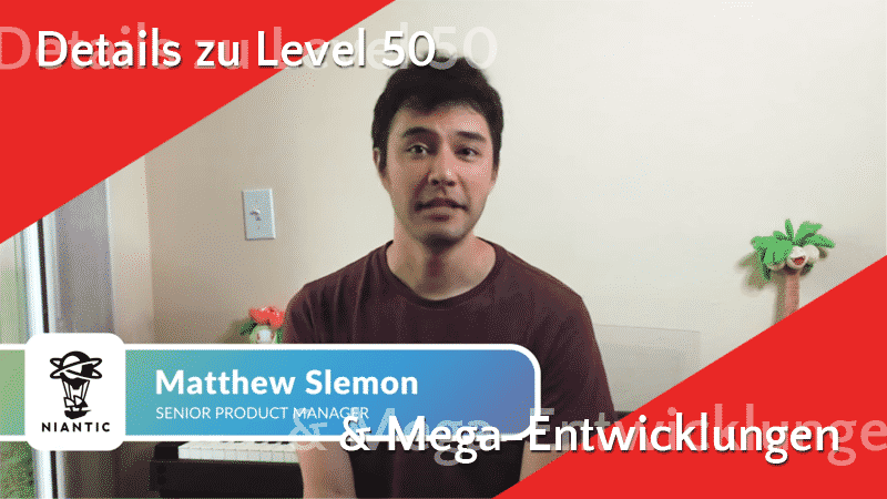 Mega-Entwicklung Level 50