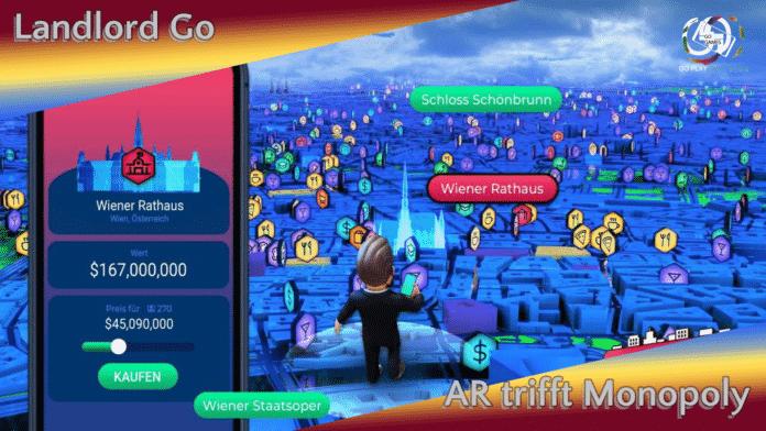 Landlord Go - Wenn AR auf Monopoly trifft