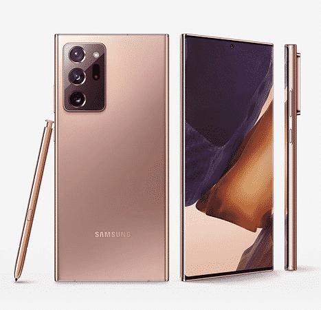Probleme mit neuem Samsung Galaxy Note20 Ultra 5G 1