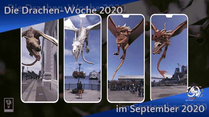 Harry Potter: Wizards Unite Drachenwoche 2020