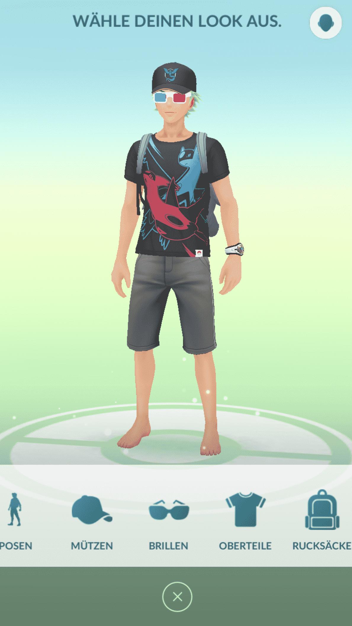 Pokémon GO 0.187.0 Datamine - Neue Kostüme, Windstoß und mehr 1