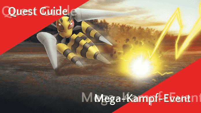 Mega-Kampf-Herausforderung