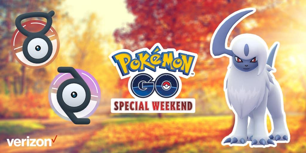 Special Weekend und Kooperation mit Verizon am 7. November 1