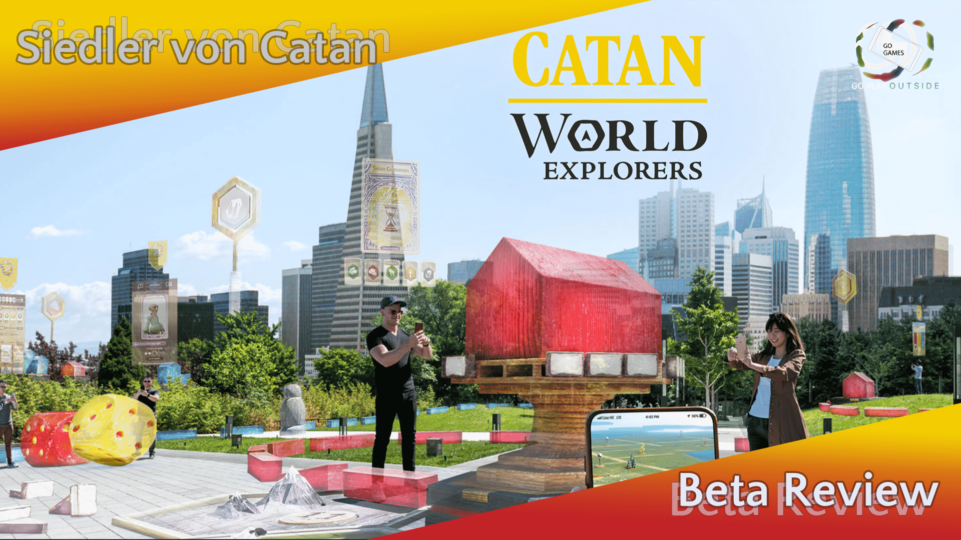Siedler von Catan Beta Review