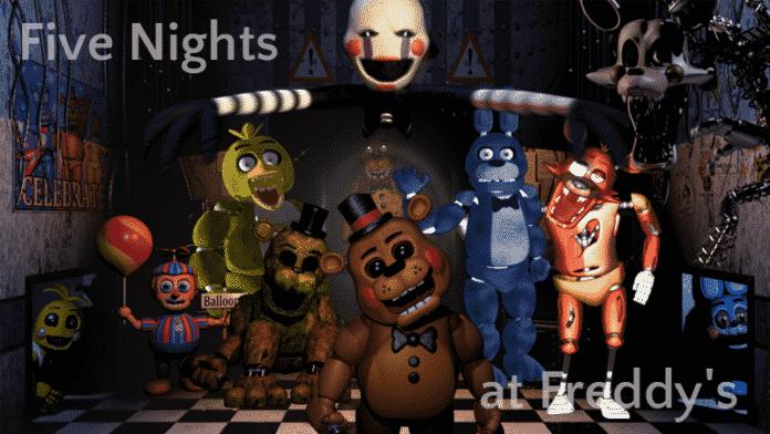 Five Nights at Freddy's AR