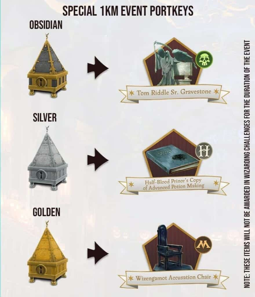 Halloween-Event 2020 in Harry Potter: Wizards Unite 1