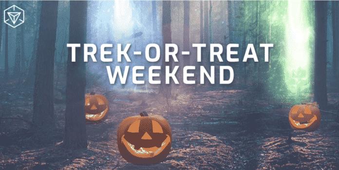 Ingress Halloween Event