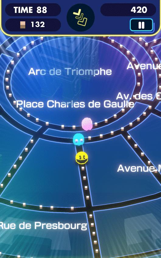 PAC-MAN GEO: Mit Pac-Man um die Welt 3