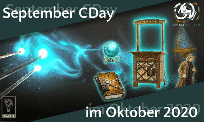September Community Day im Oktober 2020