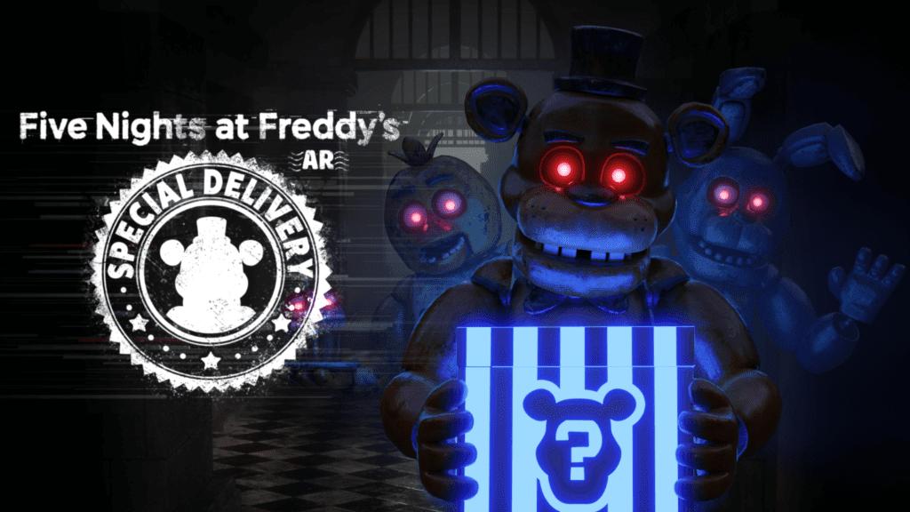 Five Nights at Freddy's jetzt auch für AR Games Liebhaber 1