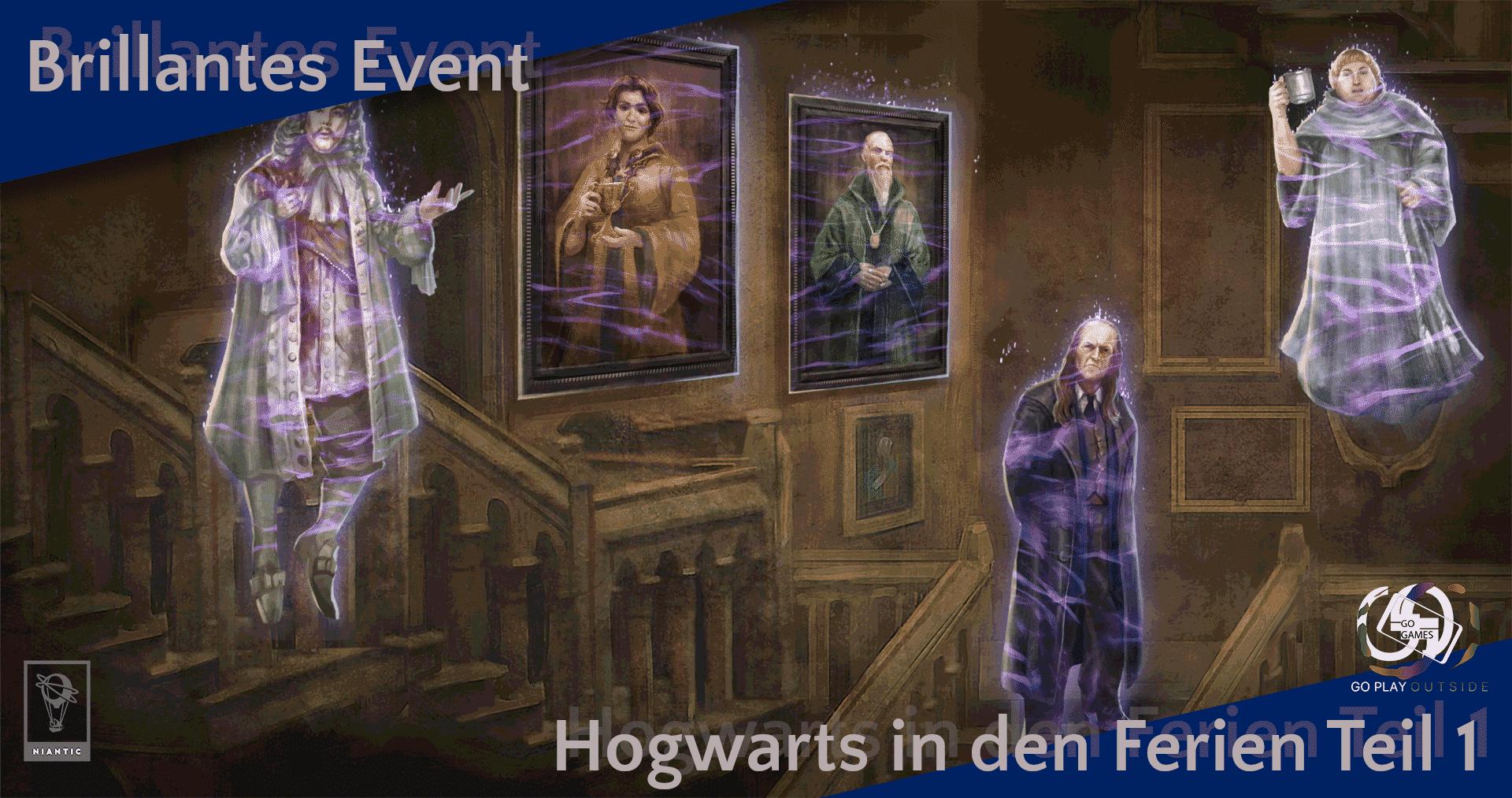 Hogwarts in den Ferien Teil 1