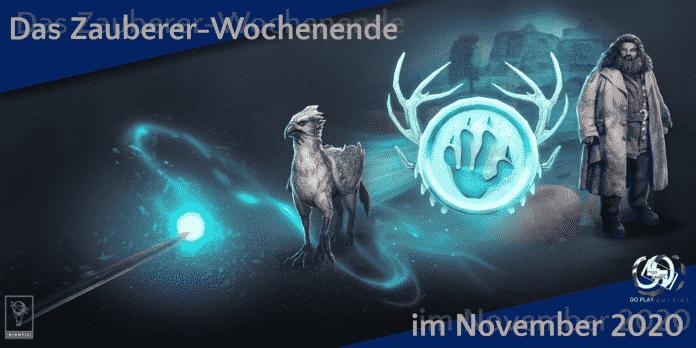 Zauberer-Wochenende November 2020