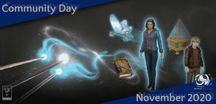 Wizards Unite Community Day November 2020