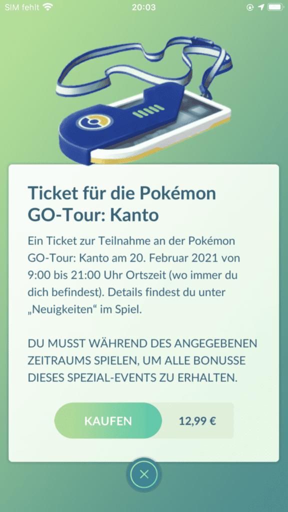 Pokémon GO Tour: Kanto Event 2