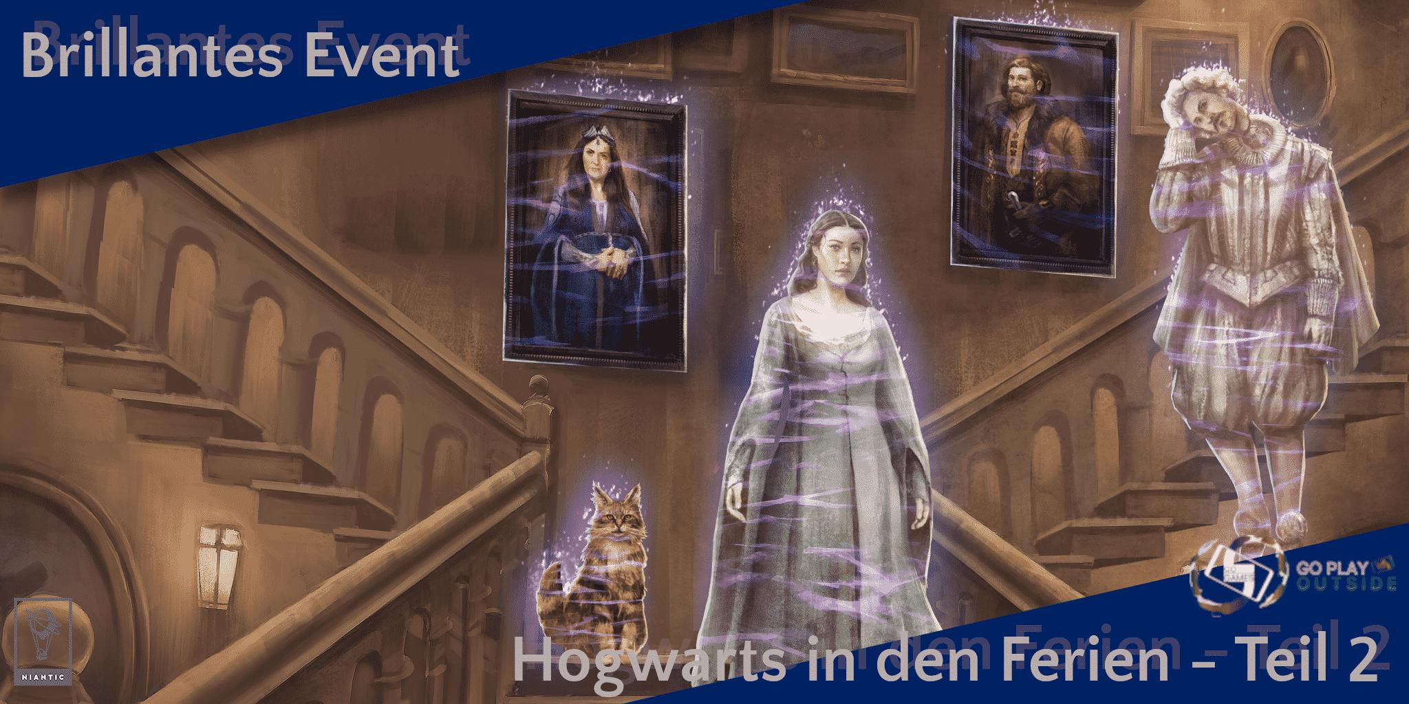 Hogwarts in den Ferien Teil 2