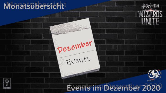 Monatsübersicht Dezember 2020
