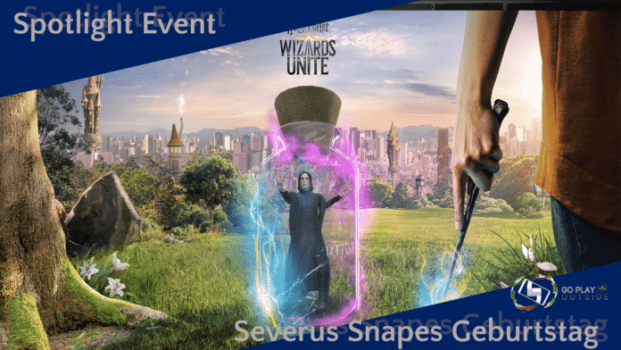 Spotlight Event Severus Snapes Geburtstag