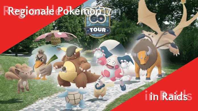 Regionale Pokémon