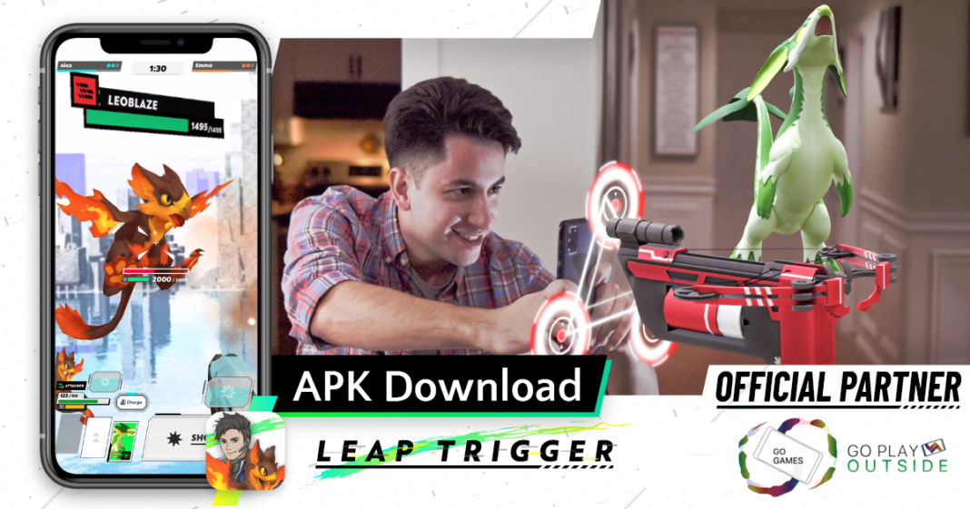 Leap Trigger - APK Download - Go Games