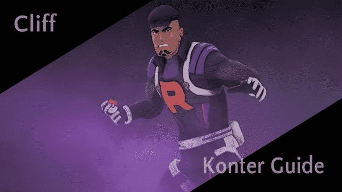 Pokémon Go - Cliff Konter Guide
