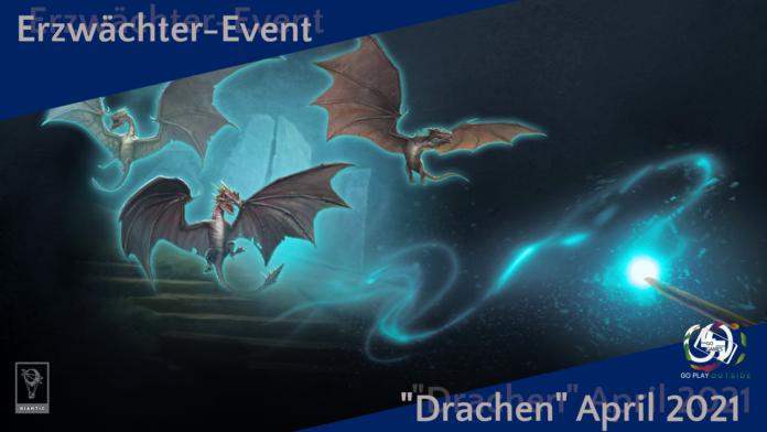 Erzwächter-Event Drachen April 2021