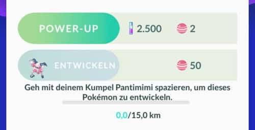 Pokémon GO Datamine 26.03.21 - Regen-Entwicklungen und mehr 1