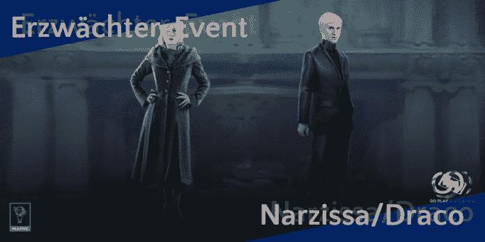 Erzwächter-Event Narzissa+Draco Malfoy Mai 2021