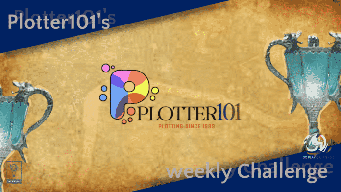 plotters weekly challenge