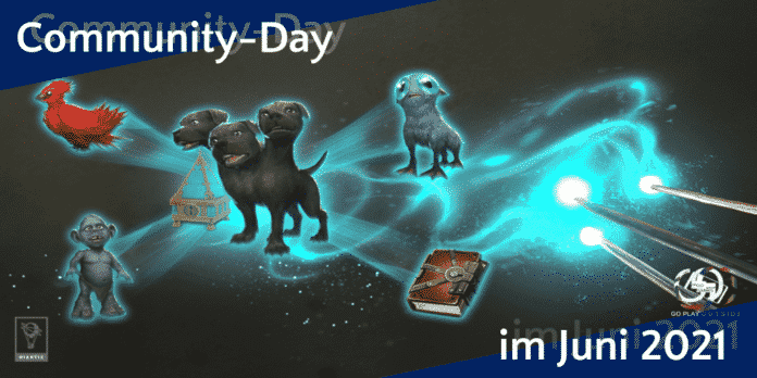 Community-Day Juni 2021