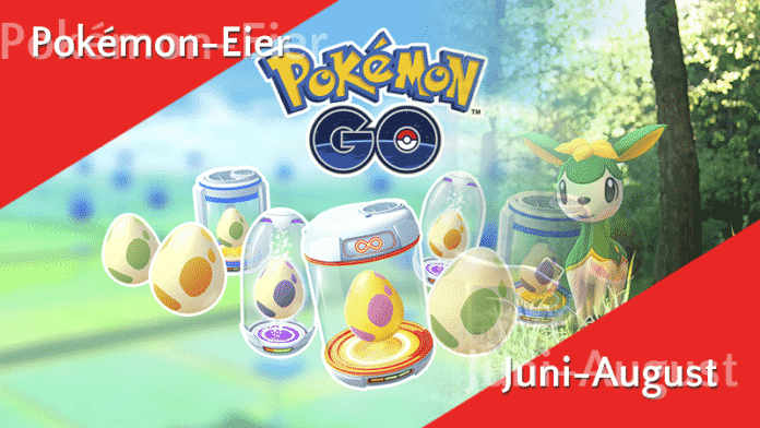 Pokémon-Eier