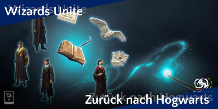 Event Zurück nach Hogwarts