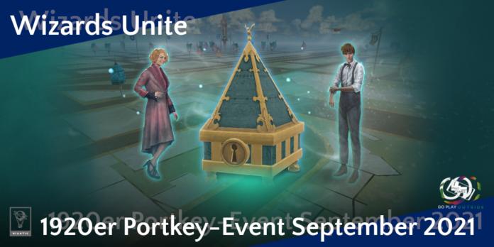 1920er Portkey-Event September 2021