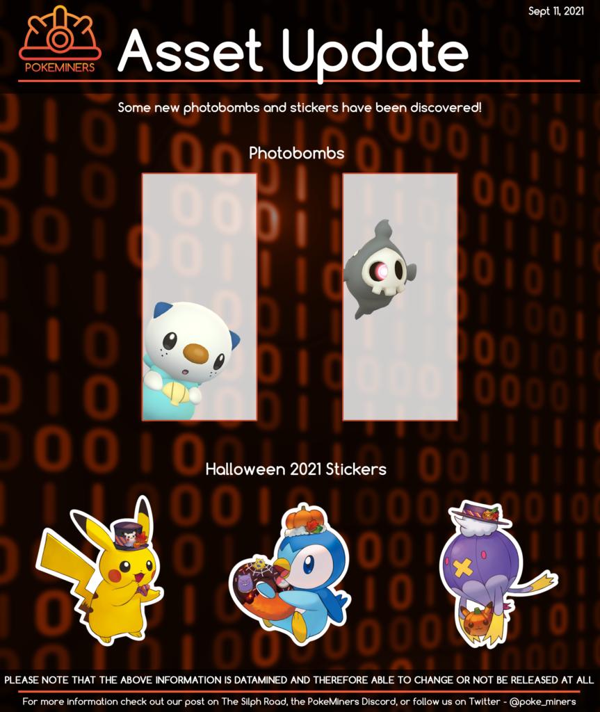 Pokémon GO Datamine - Text & Grafik Updates 12.09.21 1